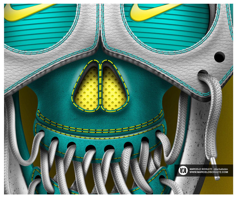 Marcelo Schultz for Nike Designs