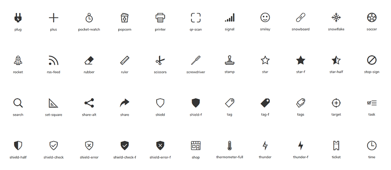 JAM icons has 420+ Premium Icons for Your Personal or Professional Projects